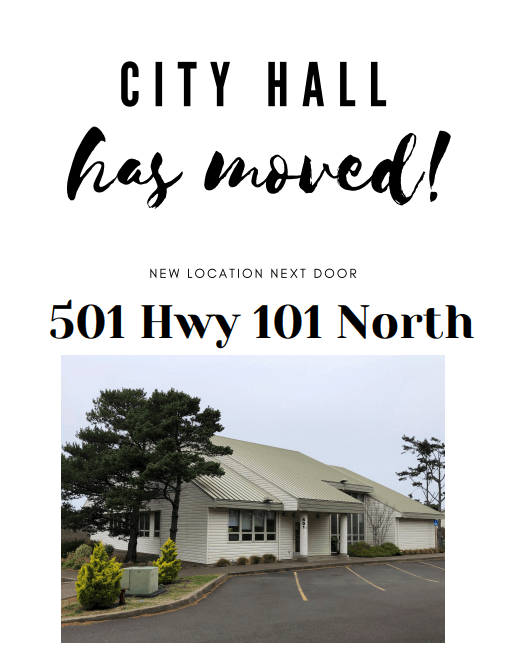 City Hall Moved