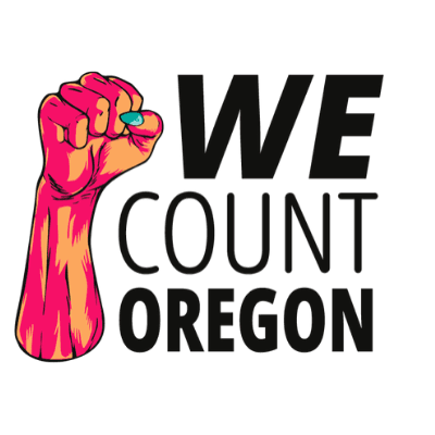 We Count Oregon